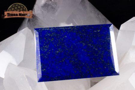 Pavé de Lapis Lazuli de 55 g, de qualité supérieure