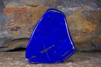 Forme libre polie de Lapis Lazuli de qualité supérieure