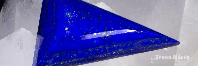 Lapis Lazuli Bleu Royal - Afghanistan
