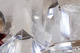 Cristal de Roche / Quartz