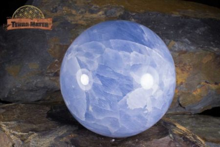 Sphère de calcite 716g