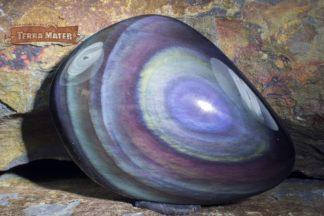 Galet Obsidienne d'Oregon AA+