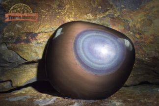 Galet d'obsidienne d'Oregon AA+