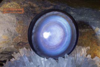 Galet d'Obsidienne Oeil Céleste AA+