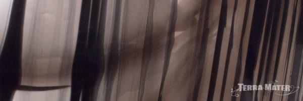 Obsidienne Midnight Lace d'Arménie - Obsidienne à lamelles