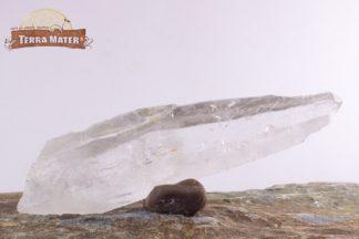 Cristal de roche laser brut 9 cm
