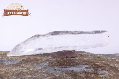 Cristal de roche laser brut 8 cm