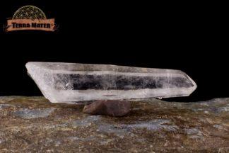 Cristal de roche laser brut 7,5 cm