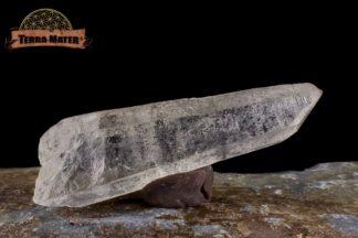 Cristal de roche laser brut 7 cm