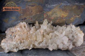 Druse de Cristal de Roche 22 cm - 822 g