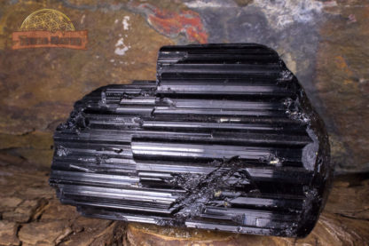 Cristal de Tourmaline Noire monoterminé