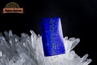 Pendentif en Pavé de lapis lazuli poli et percé de qualité exceptionnelle. Sar e Sang, Afghanistan
